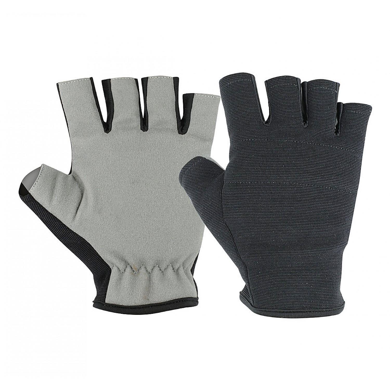 Finger less Gel Padding Gloves