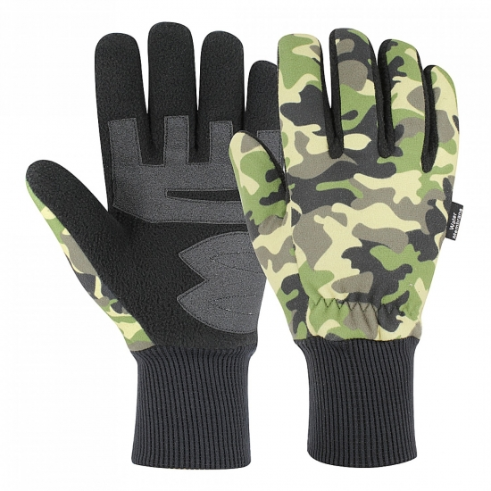 Water Membrane Fleece Glove