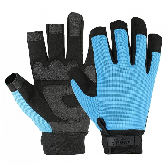 Gel Padded Finger less Glove