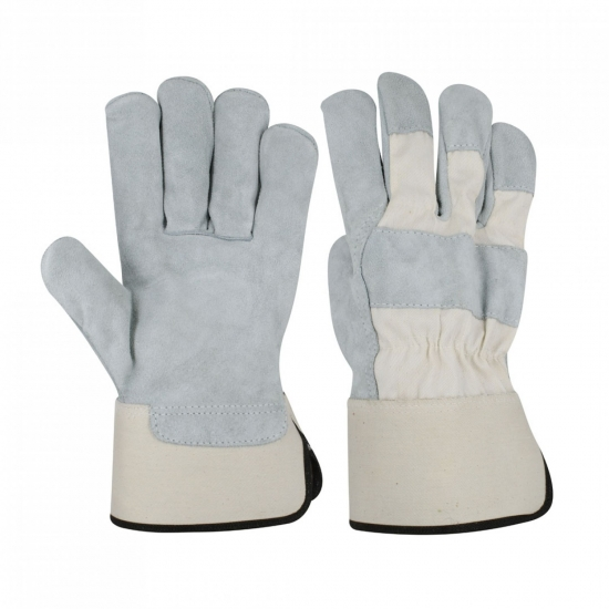 Split Leather Gloves