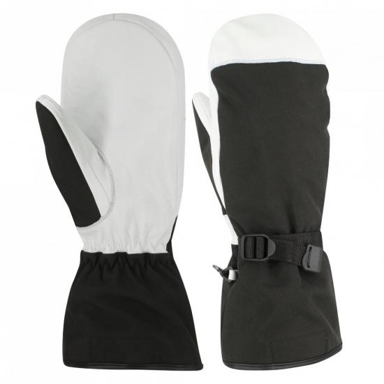 Removable Fur Mitten Gloves