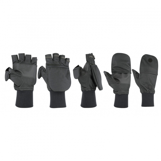Finger Less Hunting Gloves