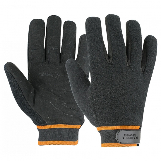 Fleece with TRP Strap Gloves