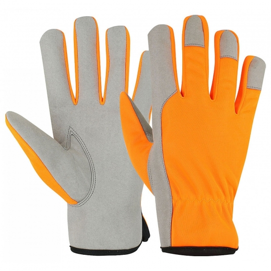 Synthetic Leather Gloves
